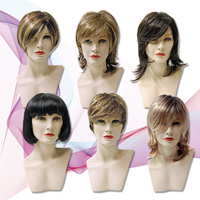 SYNTHETIC WIGS FOR LAST