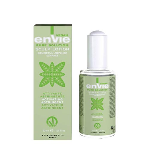 PURE VEGAN SOLUTION: ACTIVATING LOTION ASTRINGENT ENVIE SCULP