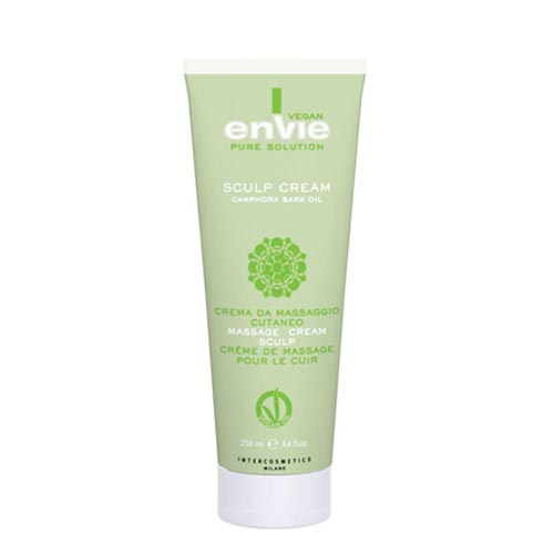 ENVIE VEGAN PURE SOLUTION: SCRUB CREAM MASSAGE