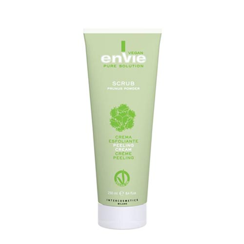 ENVIE VEGAN PURE SOLUTION: EXFOLIATING SCRUB