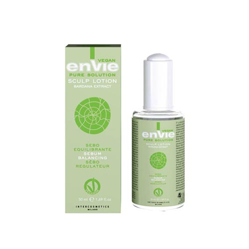ENVIE VEGAN PURE SOLUTION: SCULP LOTION SEBUM REGULATOR