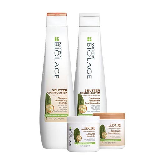 BIOLAGE 3 BUTTER CONTROL SYSTEM